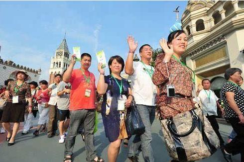国人出国旅游 全球沦陷
