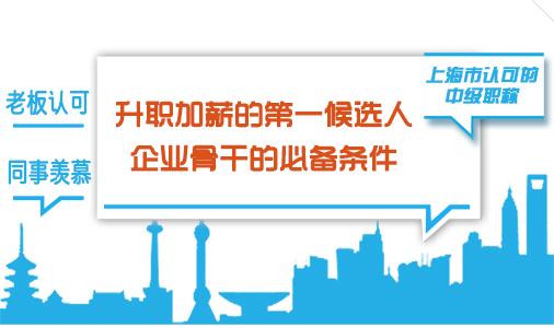 上海居住证积分和居转户职称证书办理
